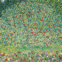 Apple Tree I, 1912 (oil on canvas)