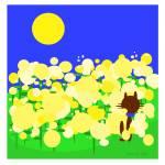 """""""Field of Flowers 2"""" by hannahlake"""