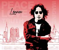John Lennon - Peace, Love, Truth, Imagine - Pop Ar