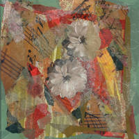Floral 2012-01 Art Prints & Posters by Shawn Boreta