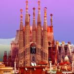 """Sagrada Familia"" by amira"