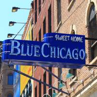 """Blue Chicago Club"" by Ffooter"