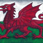 """Wales"" by vellidragon"