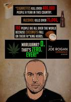A Public Service Announcement from Joe Rogan