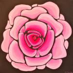 """""""Rose with Brown"""" by ckjonesart"""