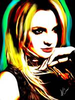 Britney Spears - Super Star - Pop Art