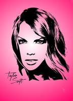 Taylor Swift - Fearless - Pop Art