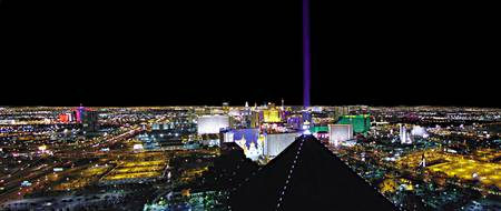 Las Vegas Nighttime Panoramic