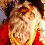 """Pirate santa detail"" by patriciamalone"