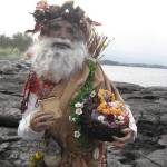 """""""Santa from the Big Island"""" by patriciamalone"""