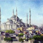 """Blue Mosque"" by ZiyaEris"