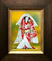 Kabuki Sea of Love (framed)