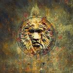 """Winter Lion"" by RCdeWinter"