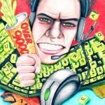 """Rage Quit"" by ShawnaRowe"