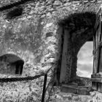 """The walls-Rasnov Castle"" by DORINSTEF"