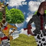 """Trippin"