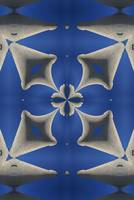 Magritte's Kaleidoscopic Blues DSC02470k7