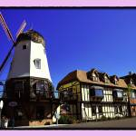 """Postcard from Solvang"" by amira"
