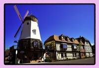 Postcard from Solvang