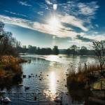 """Regents Park 1"" by jasonw1uk"