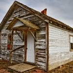 """""""Old Rustic Rural Country Farm House"""" by lightningman"""
