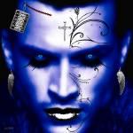 """"""""""" CONQUISTADOR BLUE """""""" by Jean-Raphael"""