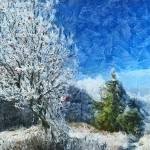 """""""WinterinBieszczady"""" by bogfl"""