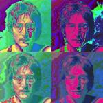 """John Lennon"" by sam_ng"