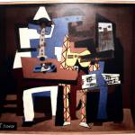 """Picasso ""Three Musicians"" reprint"" by pacificcoastart"