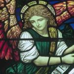 """""""Angel in Stained Glass"""" by neilepi"""