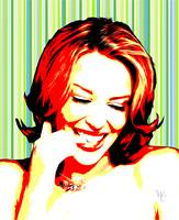 Kylie Minogue - Love at First Sight - Pop Art