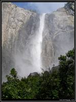 Yosemite: Waterfall 1