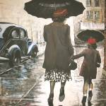 """Rainy Day Shopping"" by Kevinmeredith"