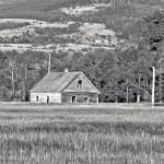 """Old Time-Wearied Barn"" by jamiestarling"
