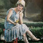"""Flapper Girl"" by Kevinmeredith"