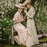 """Victorian Springtime"" by Kevinmeredith"