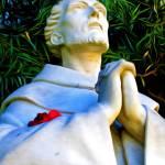 """Saint - Catholic Church - Long Beach - California"" by wcsmack"