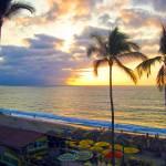 """Puerto Vallarta, Mexico - Beautiful Sunset"" by wcsmack"