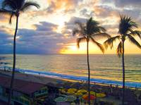 Puerto Vallarta, Mexico - Beautiful Sunset