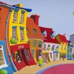 """Sheaf Street"" by NinaCashmore"
