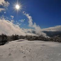 Winter Sun Over Old Rag Art Prints & Posters by Matthew Culbertson
