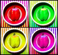 Bell Pepper Rainbow