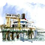 """Hyde Street Pier"" by WilliamDunn"