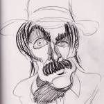 """Captain Beefheart"" by The_Mess"