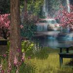 """Garden"" by walbyent"