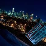 """""""Calgary Danger"""" by Mottull"""
