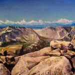 """""""Longs Peak"""" by Kevinmeredith"""