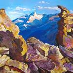 """The False Keyhole of Longs Peak"" by Kevinmeredith"