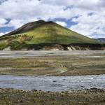 """Panoramic photo of Landmannalaugar, Iceland"" by emporoslight"