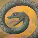 """""""Spiral Snake"""" by keima-koumoto"""